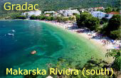 Gradac - Makarska Riviera (south)