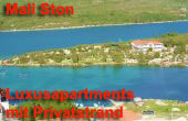 Mali Ston - Luxusapartments mit Privatstrand