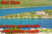 Mali Ston - Luxury apartments with private beach